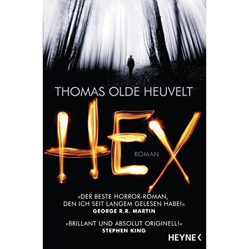 Heuvelt, Thomas Olde - Hex: Roman - Preis vom 11.04.2021 04:47:53 h
