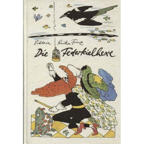 Viktoria Ruika-Franz - Die Federkielhexe - Preis vom 16.05.2021 04:43:40 h