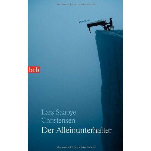 Christensen, Lars Saabye - Der Alleinunterhalter: Roman - Preis vom 20.10.2020 04:55:35 h