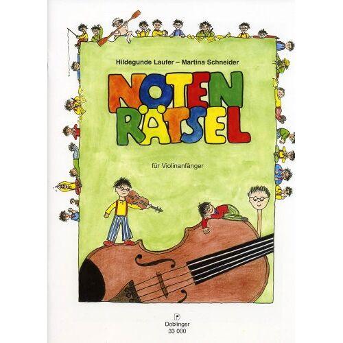 - Notenrätsel für Violinanfänger 6: Violine - Preis vom 20.10.2020 04:55:35 h