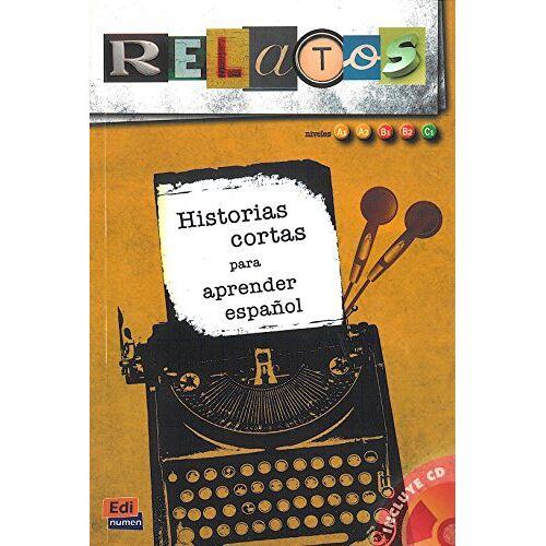 María Martín Mohedano - Relatos 1 (Libro + CD): Book + CD (Material Complementario) - Preis vom 25.02.2021 06:08:03 h
