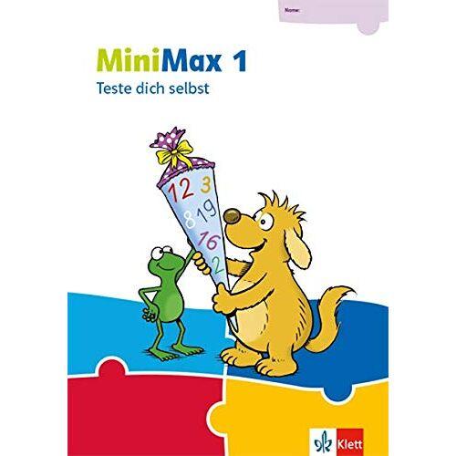 - MiniMax 1: Teste dich selbst Klasse 1 (MiniMax. Ausgabe ab 2019) - Preis vom 05.05.2021 04:54:13 h