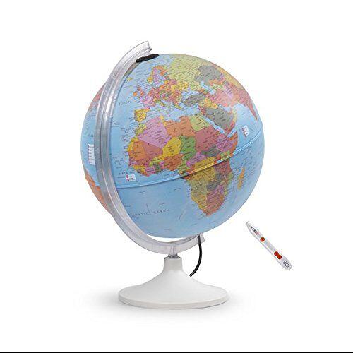 - Parlamondo: Interaktiver Globus mit TING(TM)-Stift (Interaktiver Globus mit Hörstift) - Preis vom 17.01.2020 05:59:15 h