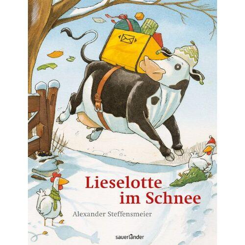 Alexander Steffensmeier - Lieselotte im Schnee - Preis vom 14.12.2019 05:57:26 h