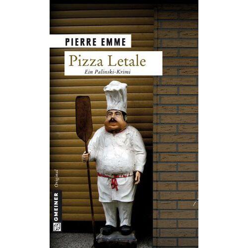Pierre Emme - Pizza Letale: Palinskis elfter Fall - Preis vom 25.02.2021 06:08:03 h