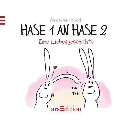 - Hase 1 an Hase 2 (Hasenbücher (Holzach)) - Preis vom 20.10.2020 04:55:35 h