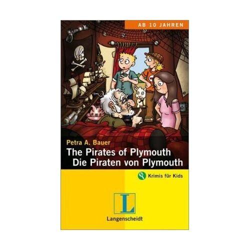 Bauer, Petra A. - The Pirates of Plymouth - Die Piraten von Plymouth - Preis vom 13.01.2021 05:57:33 h