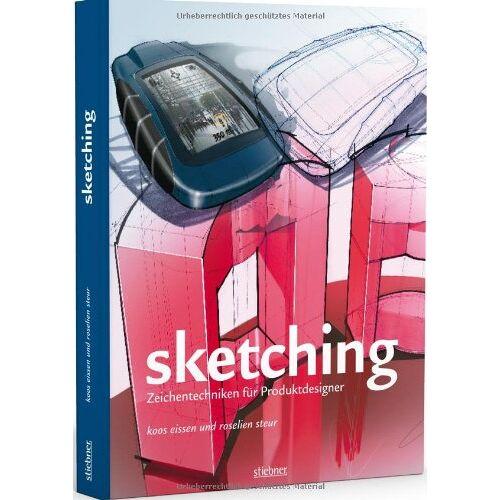 Koos Eissen - Sketching: Zeichentechniken für Produktdesigner - Preis vom 24.01.2020 06:02:04 h