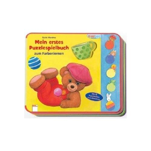 Guido Wandrey - Mein erstes Puzzlespielbuch zum Farbenlernen: K520 - Preis vom 25.02.2021 06:08:03 h