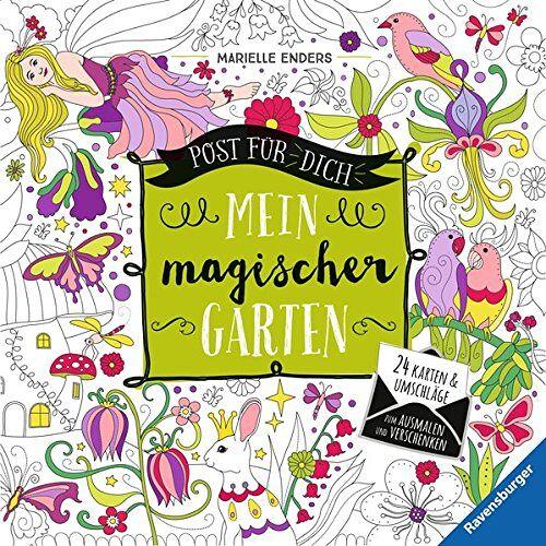 - Post für dich! Mein magischer Garten - Preis vom 18.04.2021 04:52:10 h