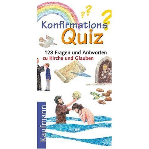 Braun Konfirmations-Quiz: 128 Fragen und Antworten - Preis vom 21.10.2020 04:49:09 h