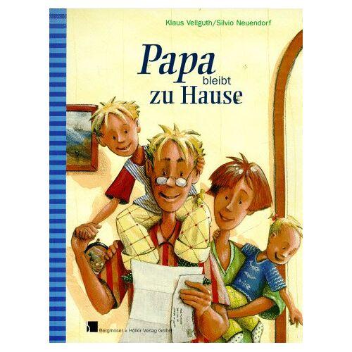 Klaus Vellguth - Papa bleibt zu Hause - Preis vom 21.10.2020 04:49:09 h