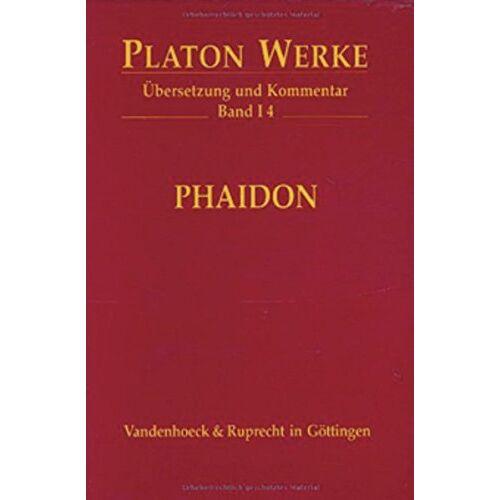 Platon - Platon Werke: Platon, Bd.1/4 : Phaidon: Bd I,4 (Platon: Werke, Ubersetzung, Kommentar) - Preis vom 14.04.2021 04:53:30 h