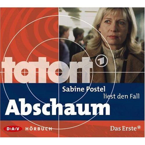 Gunar Hochheiden - Sabine Postel liest Abschaum - Preis vom 16.04.2021 04:54:32 h