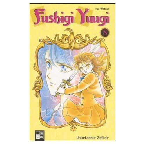 Yuu Watase - Fushigi Yuugi 08: BD 8 - Preis vom 14.04.2021 04:53:30 h