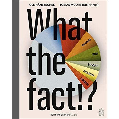 Ole Häntzschel - What the fact!?: Warum wir so oft falschliegen - Preis vom 09.04.2021 04:50:04 h