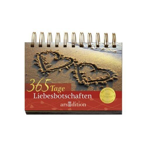 kein Autor - 365 Tage Liebesbotschaften - Preis vom 03.09.2020 04:54:11 h