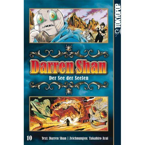 Darren Shan - Darren Shan 10: Der See der Seelen - Preis vom 06.09.2020 04:54:28 h