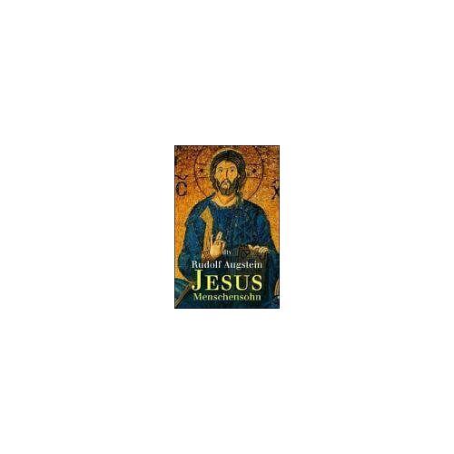 Rudolf Augstein - Jesus Menschensohn - Preis vom 18.04.2021 04:52:10 h