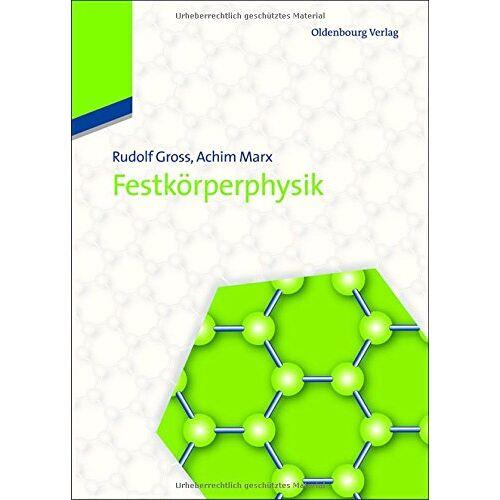 Rudolf Gross - Festkörperphysik - Preis vom 18.10.2020 04:52:00 h