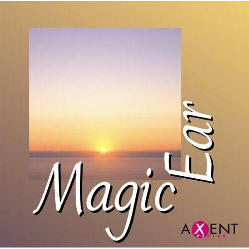 Antony Fedrigotti - Magic Ear - Preis vom 20.10.2020 04:55:35 h