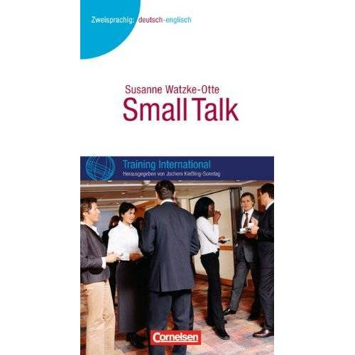 Susanne Watzke-Otte - Training International: Small Talk - Preis vom 20.10.2020 04:55:35 h