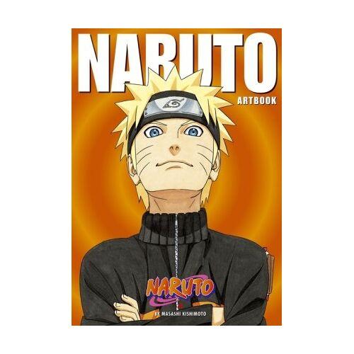 Masashi Kishimoto - Naruto: Naruto: Artbook 2 - Preis vom 15.04.2021 04:51:42 h