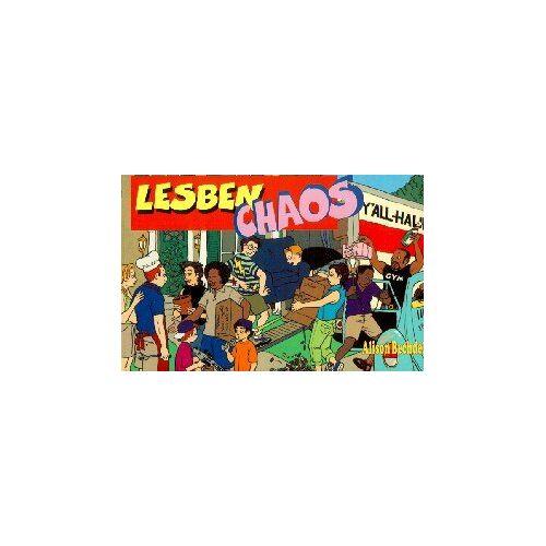 Alison Bechdel - Lesbenchaos - Preis vom 04.09.2020 04:54:27 h