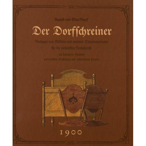 August Graef - Der Dorfschreiner - Preis vom 20.10.2020 04:55:35 h