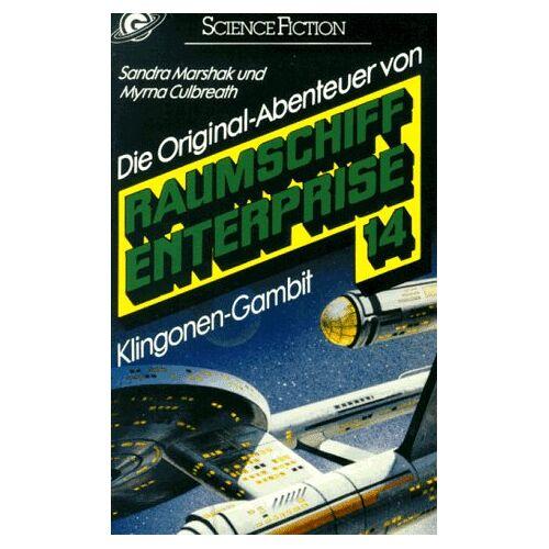 Myrna Culbreath - Klingonen-Gambit, Raumschiff Enterprise 14 - Preis vom 21.10.2020 04:49:09 h