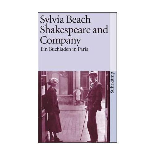 Sylvia Beach - Shakespeare and Company: Ein Buchladen in Paris - Preis vom 08.05.2021 04:52:27 h