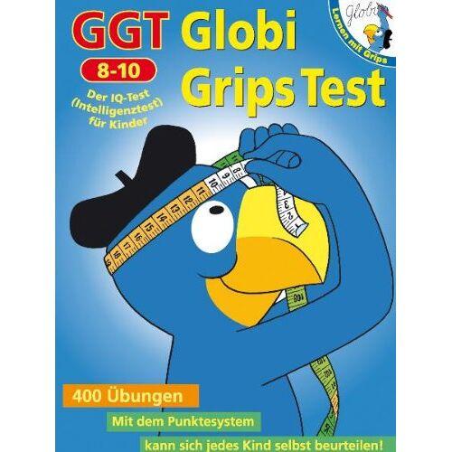 Son Tyberg - GGT Globi Grips Test: Der Intelligenztest für Kinder - Preis vom 20.10.2020 04:55:35 h