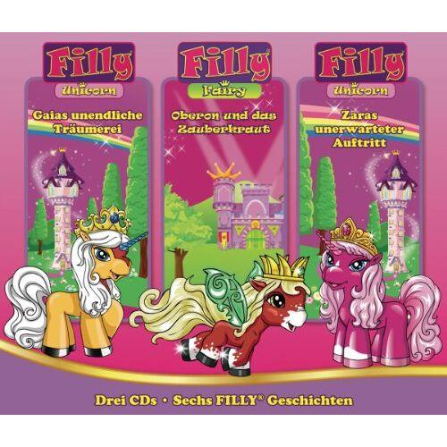 Filly - Filly 3er Box Oberon-Gaia-Zara - Preis vom 04.09.2020 04:54:27 h