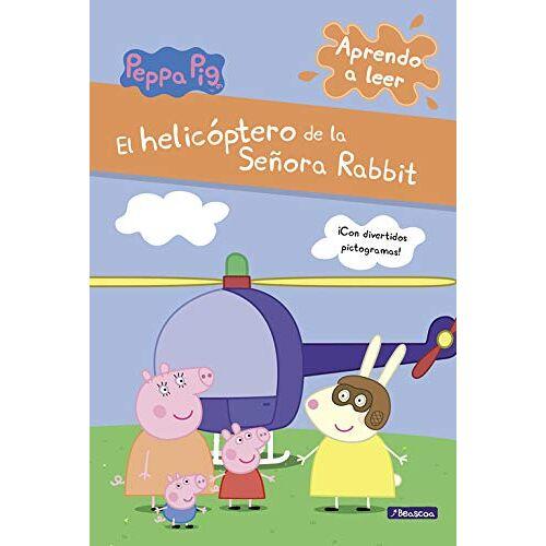 Hasbro Pictogramas 4. El helicóptero de la Señora Rabbit (Peppa Pig. Pictogramas) - Preis vom 18.04.2021 04:52:10 h