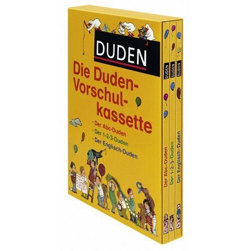 Ulrike Holzwarth-Raether - Die Duden Vorschulkassette. Der Abc-Duden. Der 1-2-3-Duden. Der Englisch-Duden - Preis vom 05.03.2021 05:56:49 h