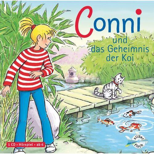Julia Boehme - Conni und das Geheimnis der Koi, 1 Audio-CD - Preis vom 18.04.2021 04:52:10 h