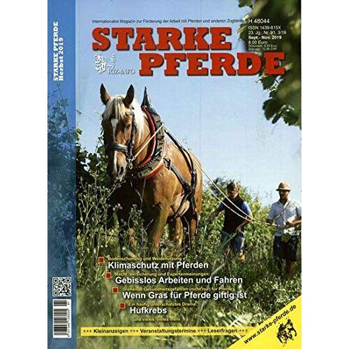 Starke Pferde - Starke Pferde 91/2019 - Preis vom 18.04.2021 04:52:10 h