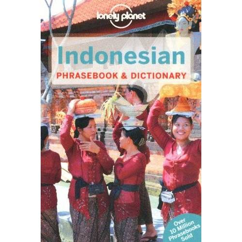 Lonely Planet - Lonely Planet Indonesian Phrasebook & Dictionary (Phrasebooks) - Preis vom 03.05.2021 04:57:00 h