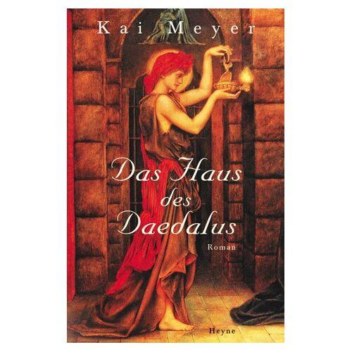 Kai Meyer - Das Haus des Daedalus - Preis vom 04.09.2020 04:54:27 h