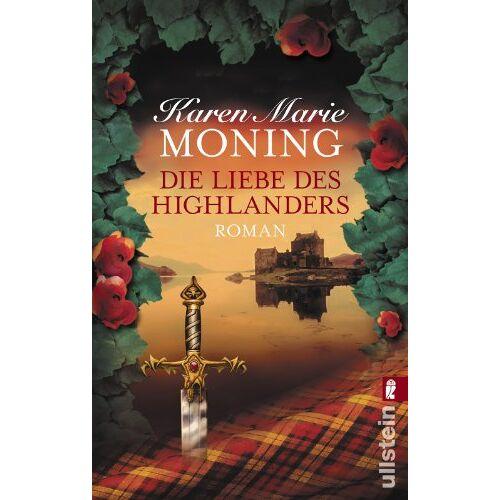Moning, Karen Marie - Die Liebe des Highlanders (Die Highlander-Saga) - Preis vom 07.05.2021 04:52:30 h