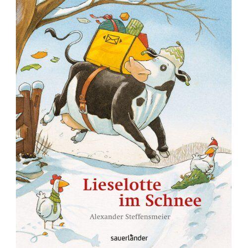Alexander Steffensmeier - Lieselotte im Schnee Mini - Preis vom 15.08.2019 05:57:41 h