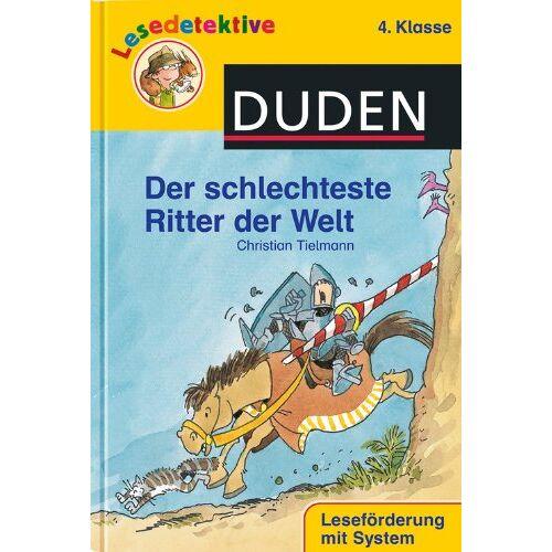 Christian Tielmann - Der schlechteste Ritter der Welt (4. Klasse) - Preis vom 03.05.2021 04:57:00 h
