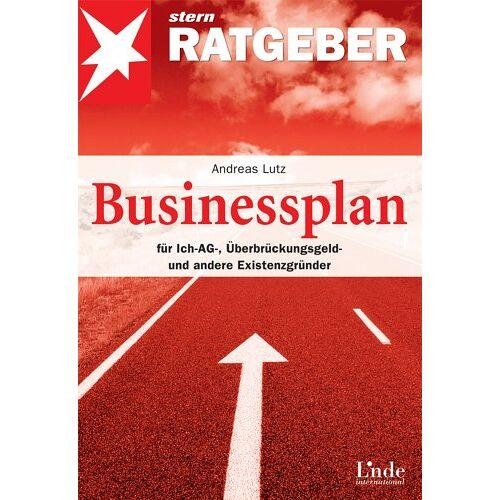 Andreas Lutz - Businessplan - Preis vom 06.09.2020 04:54:28 h