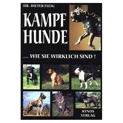 Dieter Fleig - Kampfhunde, wie sie wirklich sind! - Preis vom 02.03.2021 06:01:48 h