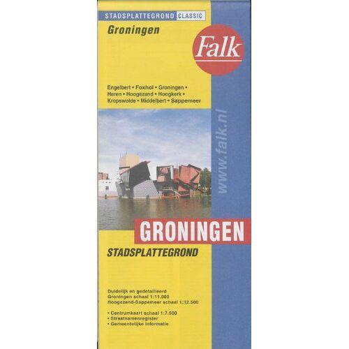Suurland-Falkplan Bv - Groningen Map - Preis vom 04.10.2020 04:46:22 h