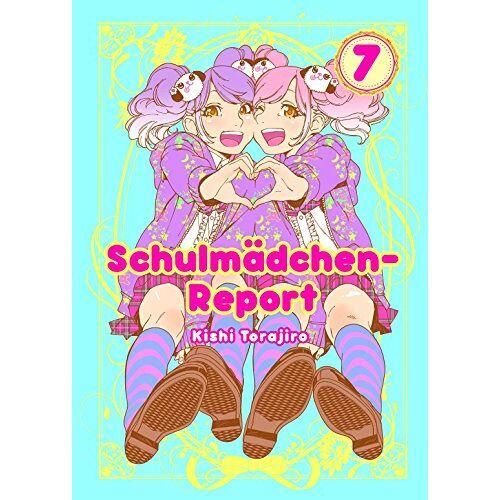 Kishi Torajiro - Schulmädchen-Report: Bd. 7 - Preis vom 20.11.2019 05:58:49 h