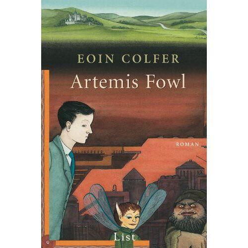 Eoin Colfer - Artemis Fowl (Ein Artemis-Fowl-Roman) - Preis vom 14.05.2021 04:51:20 h