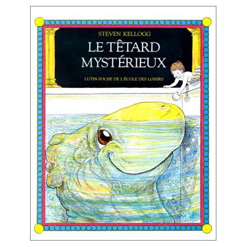 Steven Kellogg - Kellogg/Le Tetard Mysterieux Lutin (Lutin Poche) - Preis vom 05.09.2020 04:49:05 h