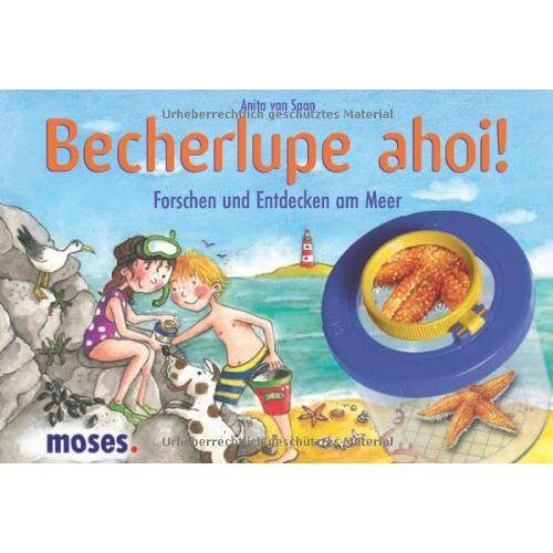 Saan, Anita van - Becherlupe ahoi!: Forschen und Entdecken am Meer - Preis vom 01.03.2021 06:00:22 h