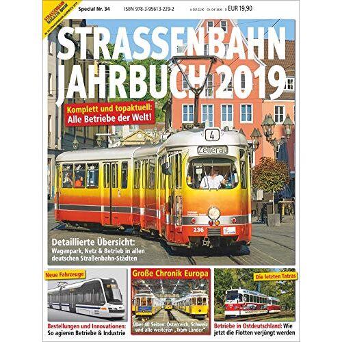 - Straßenbahn Jahrbuch 2019: Straßenbahn Special 34 - Preis vom 21.04.2021 04:48:01 h